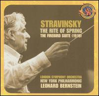 Stravinsky: The Rite of Spring; The Firebird Suite (1919) - Leonard Bernstein (conductor)