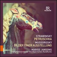 Strawinsky: Petrushka; Mussorgsky: Bilder Einer Ausstellung - Hannes Läubin (trumpet); Hansjorg Profanter (euphonium); Henrik Wiese (flute); Lukas Maria Kuen (piano);...