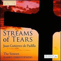 Streams of Tears - Ben Davies (bass); Eamonn Dougan (bass); Julie Cooper (soprano); Mark Dobell (tenor); The Sixteen (choir, chorus)