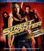 Street Fighter: The Legend of Chun-Li [2 Discs] [Blu-ray]