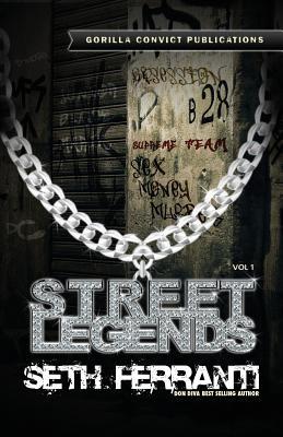 Street Legends Vol. 1 - Ferranti, Seth