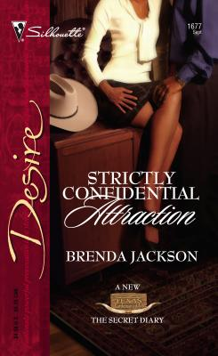 Strictly Confidential Attraction - Jackson, Brenda