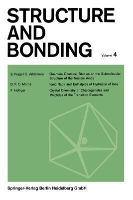 Structure and Bonding - Jorgensen, C K