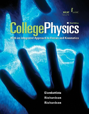 Student Solutions Manual to Accompany College Physics - Giambattista, Alan