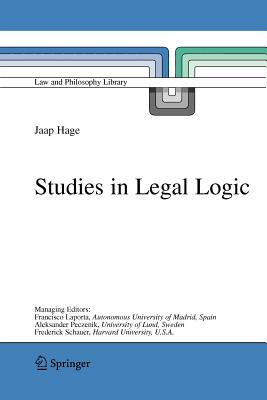 Studies in Legal Logic - Hage, Jaap