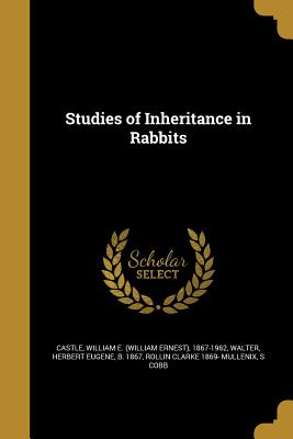 Studies of Inheritance in Rabbits - Castle, William E (William Ernest) 186 (Creator), and Walter, Herbert Eugene B 1867 (Creator), and Mullenix, Rollin Clarke 1869-