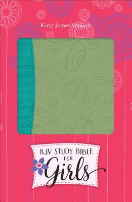 Study Bible for Girls-KJV-Butterfly Design - Baker Publishing Group (Compiled by), and Richards, Larry, Dr. (Editor)