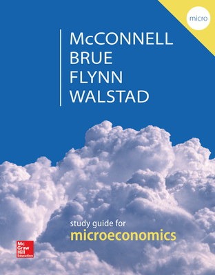 Study Guide for Microeconomics - Walstad, William B