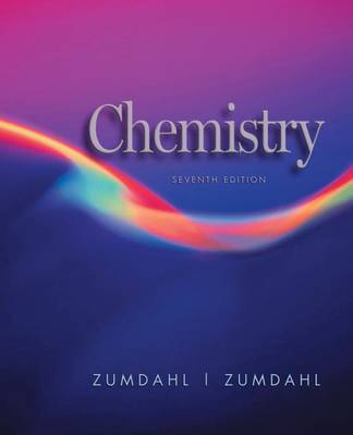 Study Guide for Zumdahl/Zumdahl's Chemistry, 7th - Zumdahl, Steven S, and Zumdahl, Susan A