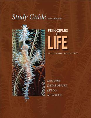 Study Guide to Accompany Principles of Life - McGuire, Betty