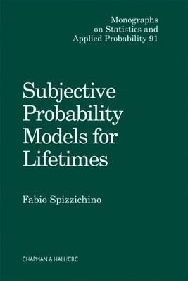 Subjective Probability Models for Lifetimes - Spizzichino, Fabio