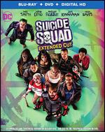 Suicide Squad [Blu-ray/DVD] - David Ayer