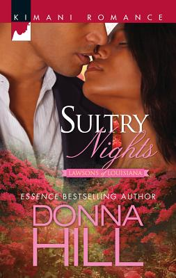 Sultry Nights - Hill, Donna