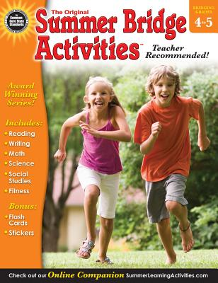 Summer Bridge Activities, Grades 4 - 5: None - Summer Bridge Activities (Compiled by), and Rainbow Bridge Publishing (Compiled by)