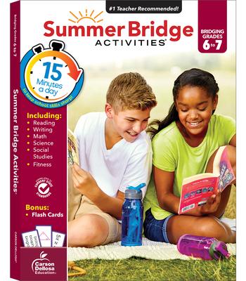 Summer Bridge Activities, Grades 6 - 7 - Summer Bridge Activities (Compiled by)