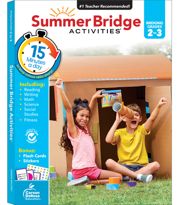Summer Bridge Activities(r), Grades 2 - 3 - Summer Bridge Activities (Compiled by)