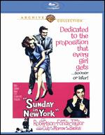 Sunday in New York [Blu-ray] - Peter Tewksbury