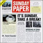 Sunday Paper, Vol. 1, No. 1