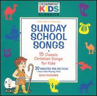 Sunday School Songs [2004] - Cedarmont Kids