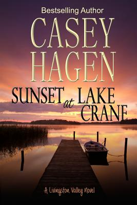 Sunset at Lake Crane - Hagen, Casey