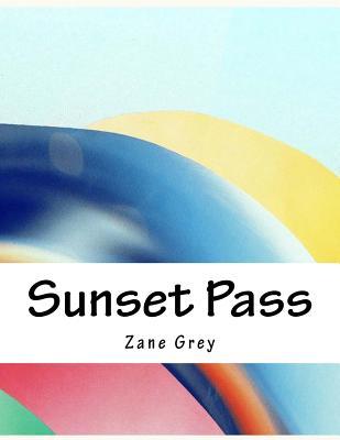 Sunset Pass - Grey, Zane