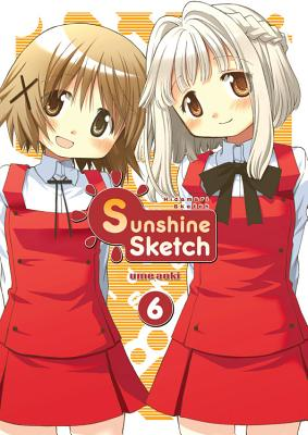 Sunshine Sketch, Volume 6 - Aoki, Ume (Creator)