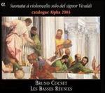 Suonata à violoncello solo del signor Vivaldi