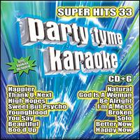 Super Hits 33 - Party Time Karaoke