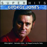 Super Hits - George Jones