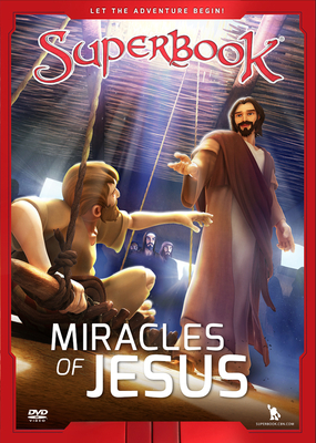 Superbook the Miracles of Jesus: True Miracles Come Only from God - Cbn, and Superbook