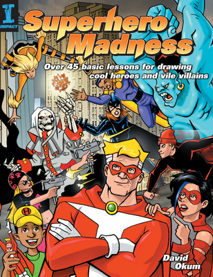 Superhero Madness - Okum, David