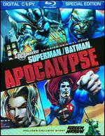 Superman/Batman: Apocalypse [With Green Lantern Movie Cash] [Blu-ray]