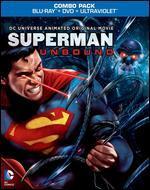 Superman: Unbound [Includes Digital Copy] [Blu-ray]