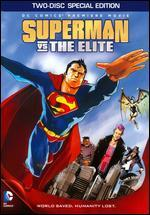 Superman vs. The Elite [Special Edition)