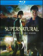 Supernatural: The Complete First Season [4 Discs] [Blu-ray] -