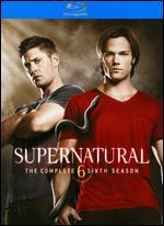 Supernatural: The Complete Sixth Season [4 Discs] [Blu-ray] -