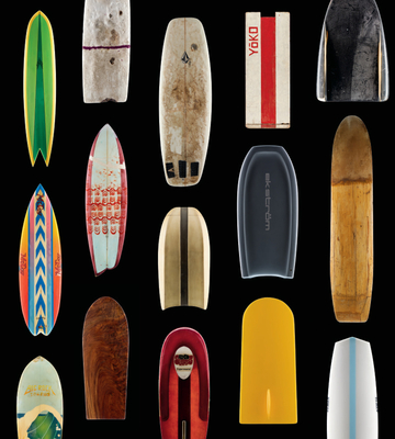 Surf Craft: Design and the Culture of Board Riding - Kenvin, Richard