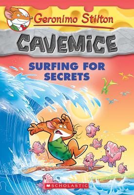 Surfing for Secrets #8 - Stilton, Geronimo