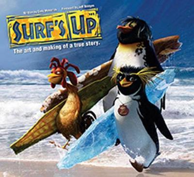 Surf's Up: The Art and Making of a True Story - Maverick, Cody