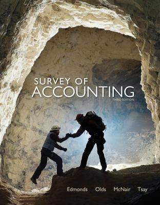 Survey of Accounting; Cnct+ - Edmonds, Thomas, and Olds, Philip, and McNair, Frances