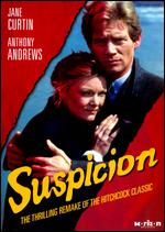 Suspicion - Andrew Grieve
