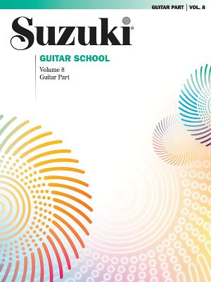 Suzuki Guitar School: Guitar Part - Alfred Publishing (Creator)
