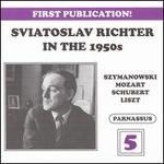 Sviatoslav Richter in the 1950s, Vol. 5