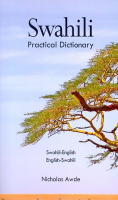 Swahili/ English- English/ Swahili Dictionary - Awde, Nicholas