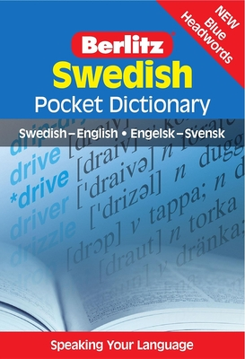 Swedish Pocket Dictionary: Swedish-English/Engelsk-Svensk - Berlitz Guides (Creator)