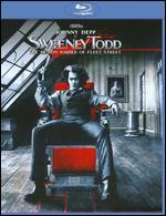 Sweeney Todd [2 Discs] [With Paranormal Activity 3 Movie Cash] [Blu-ray/DVD]
