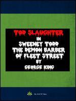 Sweeney Todd: The Demon Barber of Fleet Street - George King