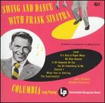 Swing and Dance with Frank Sinatra [CD]