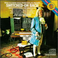 Switched-On Bach - Wendy Carlos (moog synthesizer)