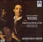 Sylvius Leopold Weiss: Partitas pour Luth